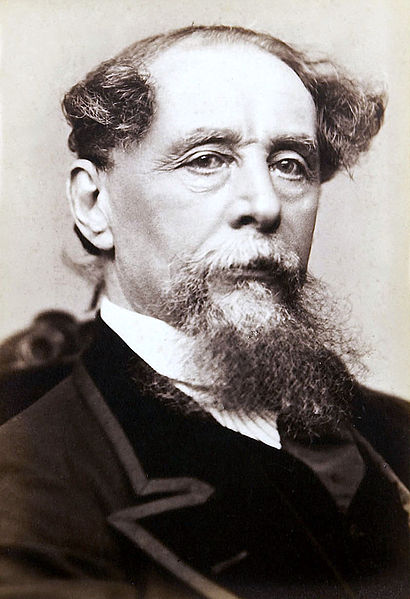 Charles Dickens, of course, master of the serialized novel.