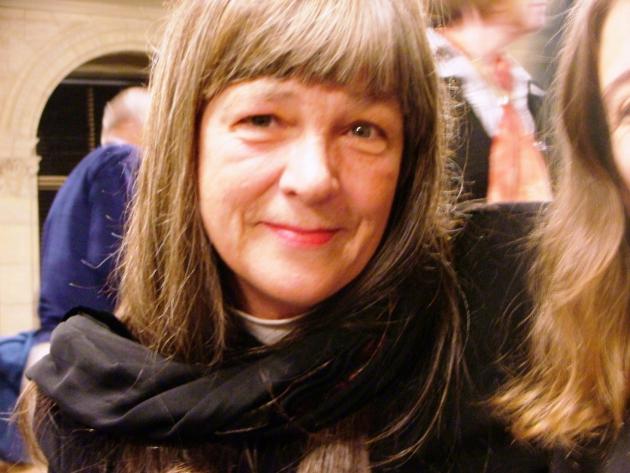 Poet Ethna McKiernan