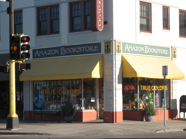 True Colors Bookstore, 4755 Chicago Av., Minneapolis, is in danger of closing. Handout photo.