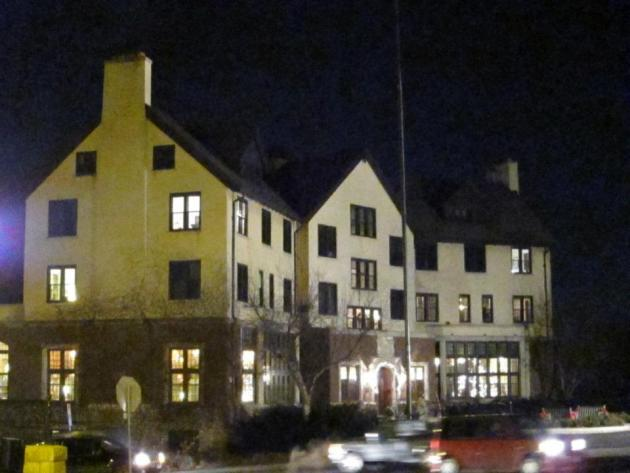 St. Paul's University Club is the site for the Carol Connolly Reading by Writers series.