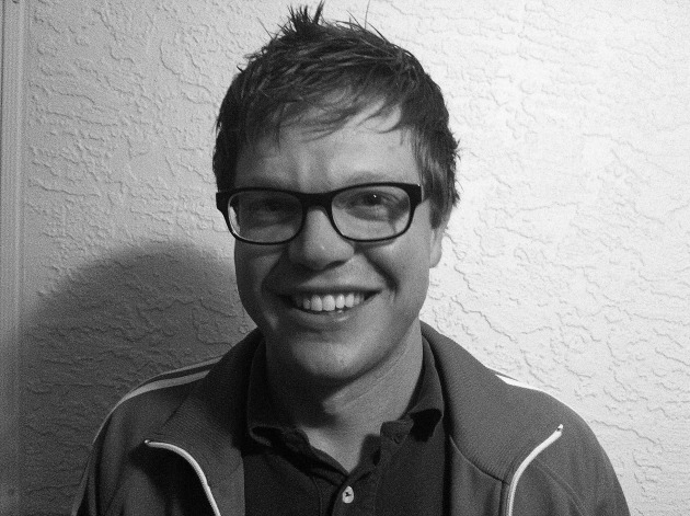 Minnesota poet Matt Rasmussen
