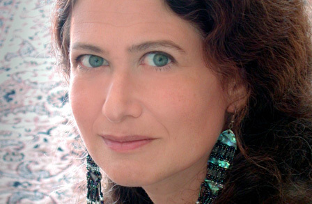 Poet Jane Hirshfield.