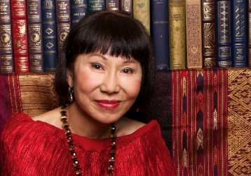 Novelist Amy Tan.