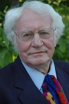 Poet Robert Bly.