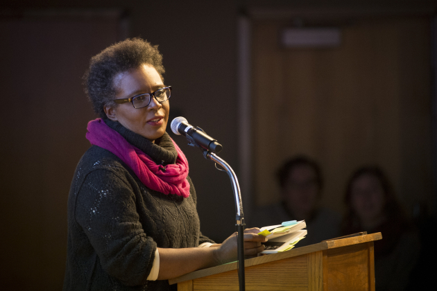 Claudia Rankine. Photo by Aaron Lavinksky