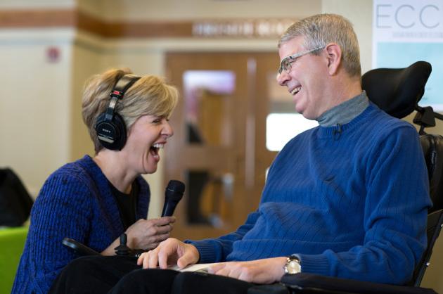 A memoir by Bruce Kramer and Cathy Wurzer is a finalist for a Minnesota Book Award.