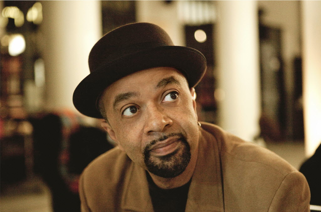 James McBride. Photo by Chia Messina