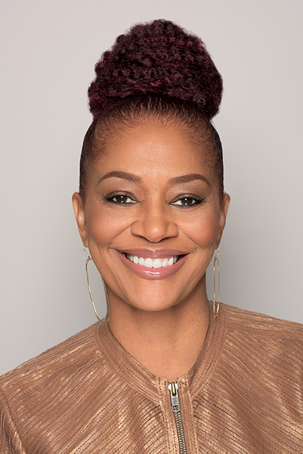 Terry McMillan, photo by Matthew Jordan Smith