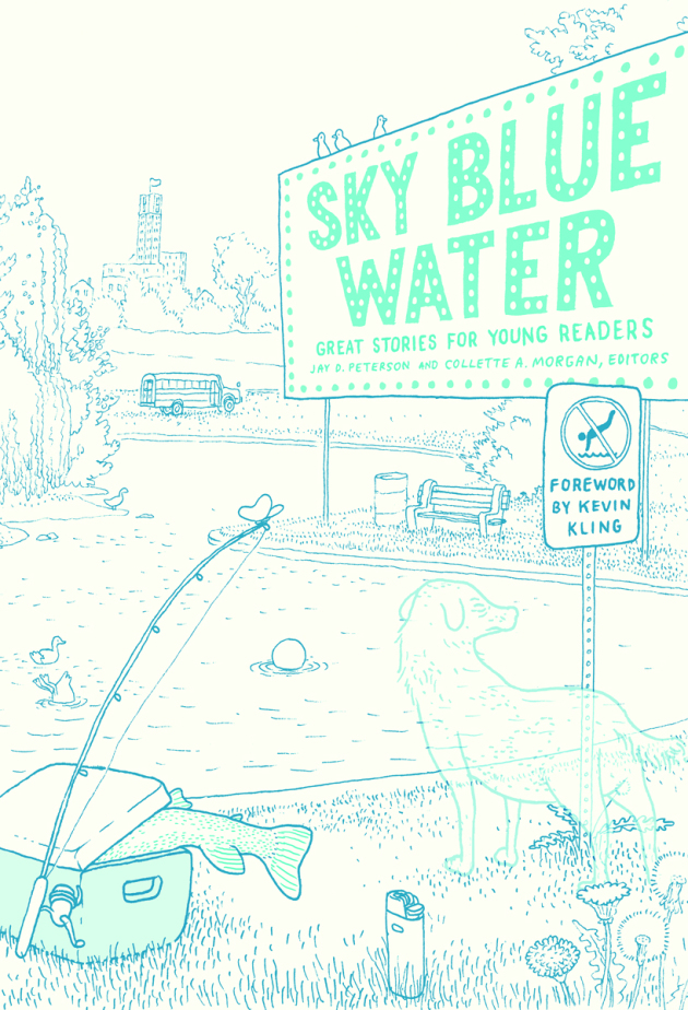 """Sky Blue Water"" will be recalled by the University of MInnesota Press, and corrected books will be available in September."