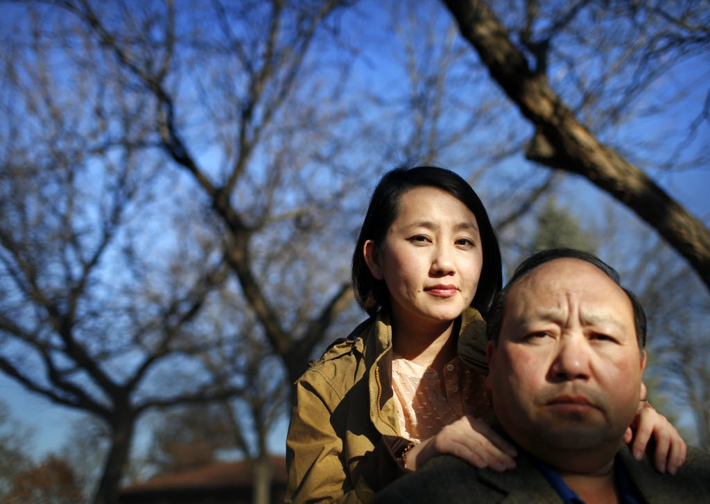 "Kao Kalia Yang's memoir, ""The Song Poet,"" was about the life of her father, Bee Yang. Star Tribune photo by Brian Peterson"