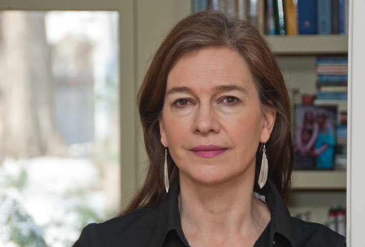 Louise Erdrich. Photo by Paul Emmel.