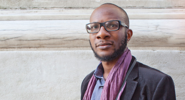 Teju Cole. Photo by Tim Knox