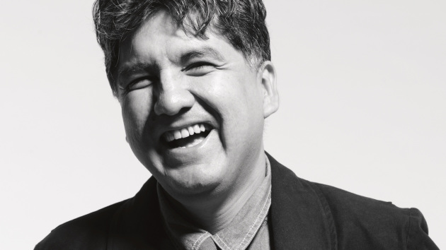 Sherman Alexie. Photo by Lee Towndrow
