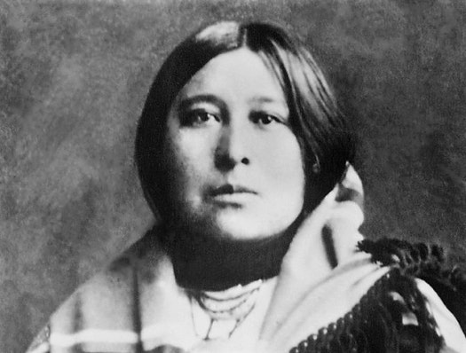 """Mollie Burkhart, one of the Native Americans whose lives were upended by a murderer in David Grann's book """"Killers of the Flower Moon."""" Provided photo, used with permission."""