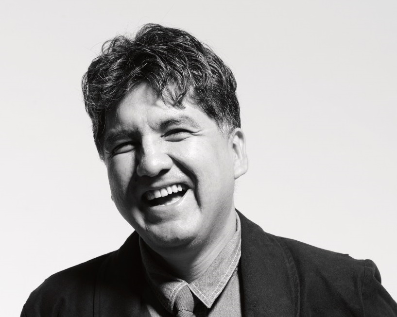 Sherman Alexie. Photo by Lee Towndrow.