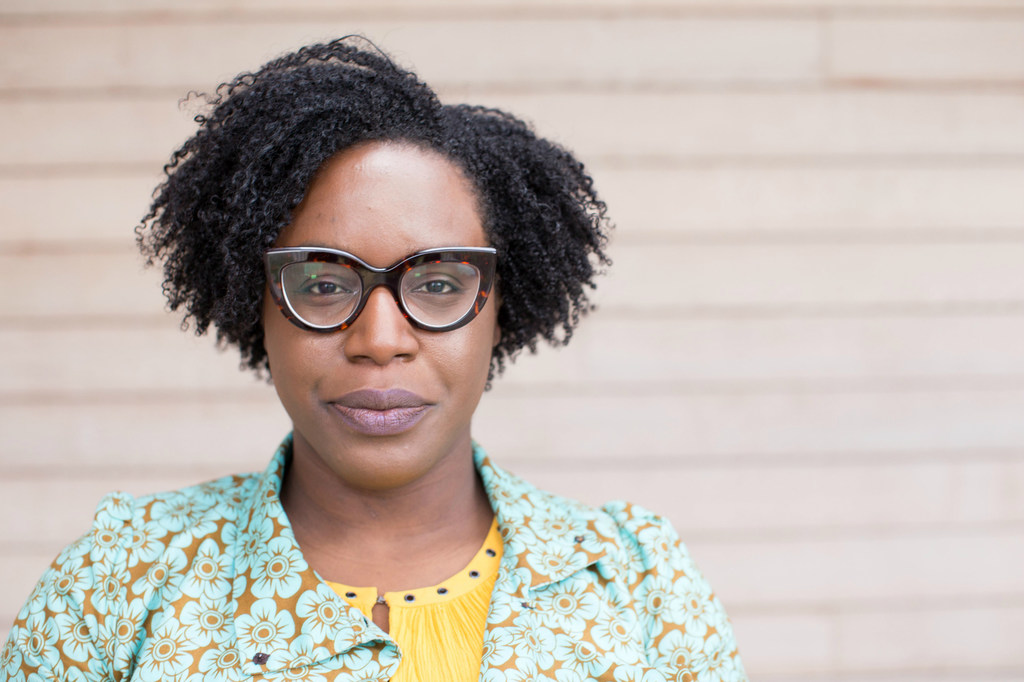 Lesley Nneka Arimah. Photo by Emily Baxter.