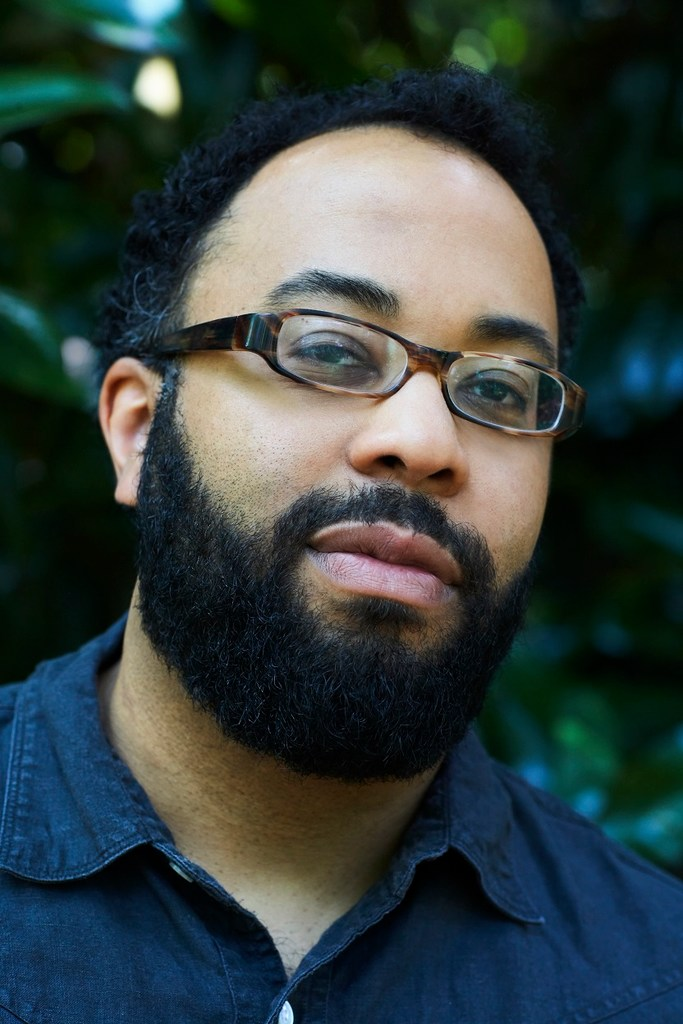 Kevin Young. Photo by Melanie Dunea