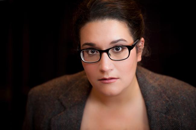 Carmen Maria Machado. Photo by Tom Storm Photography