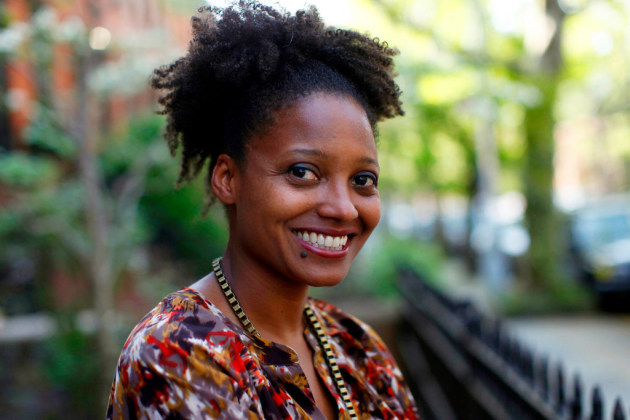 Tracy K. Smith. Photo by Jason DeCrow—AP