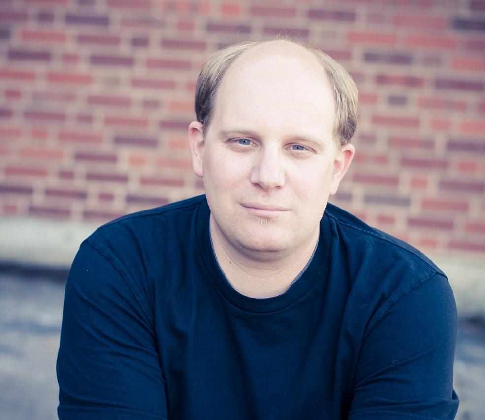 Bryan Bliss. Photo by Dawn Goei