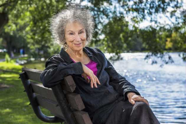 Margaret Atwood. Photo provided by Doubleday.
