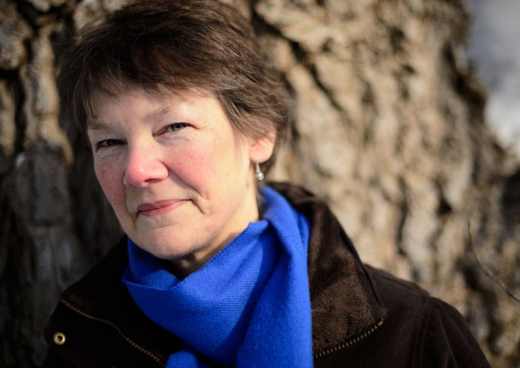 Joyce Sidman.
