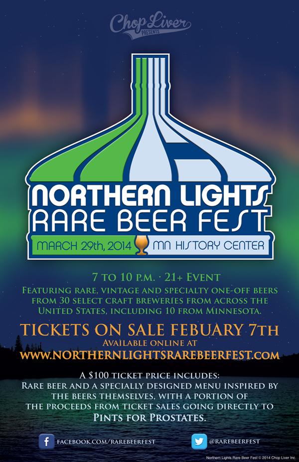 Northern lights rare beer festival for Minnesota craft beer festival