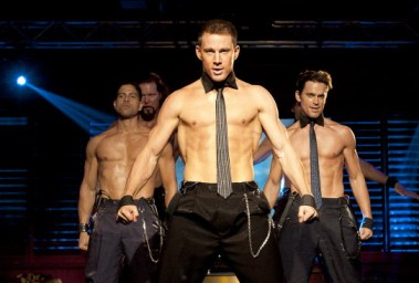 So tired of movies objectifying men. Magic Mike opens at midnight in select theaters, WE ARE TOLD. /AP Photo