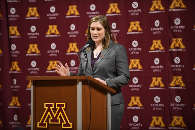 b6287c18817c0a Whalen jumps into first July recruiting period with Gophers ...