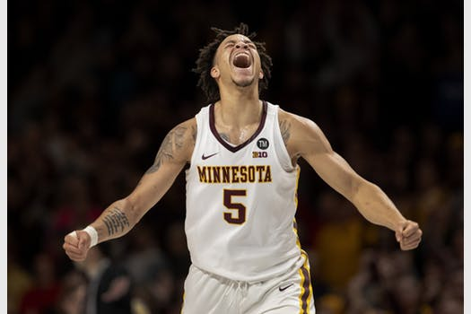 Gophers' Coffey named Big Ten player of the week