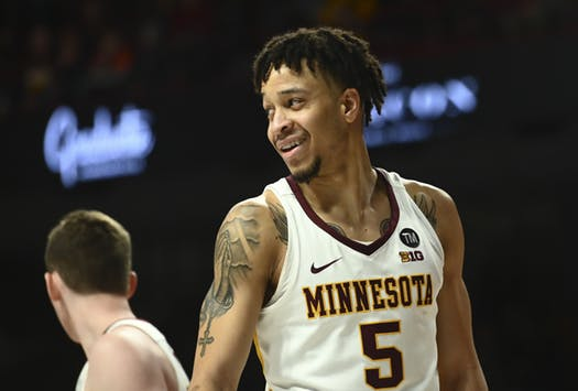 detailed look f7dc3 d138b Gophers hoops early 2019-20 projected lineup (if Amir Coffey returns)