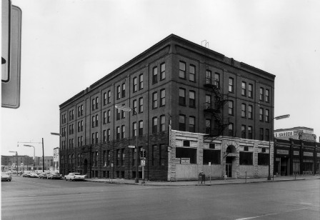1226 Marquette, 1960 (Star Tribune file photo by Dwight W. Miller)