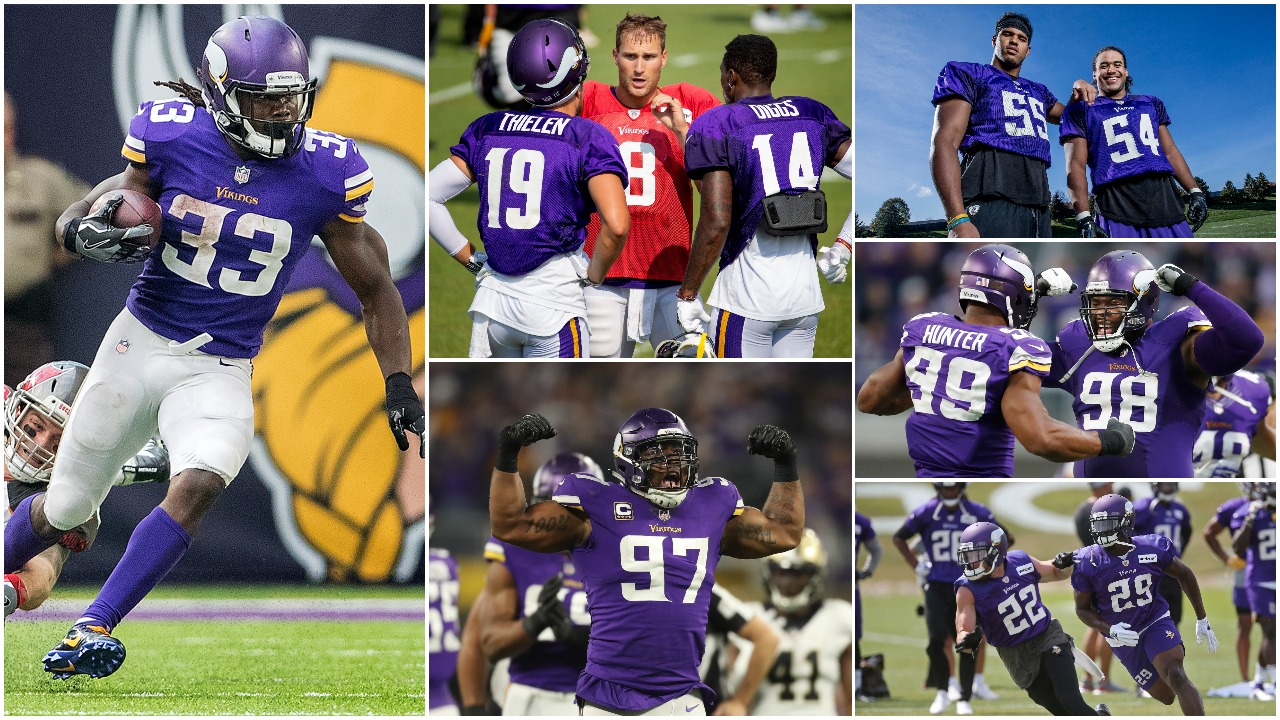 Vikings Dominate Espn List Of Nfl S Top 100 Players Startribune Com