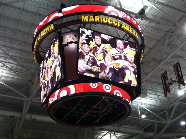 WCHA: Hitting Up Gophers Practice; NHL Lockout Smatterings
