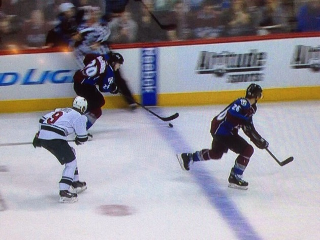 Wild Experiences Game 5 Rocky Mountain Low: Offsides Goal One Of A Handful Of Key Officiating Errors