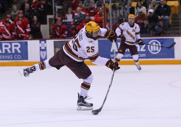 BIG10: Wild Reaches Deal With U's Kloos, Pursuing Union College Star