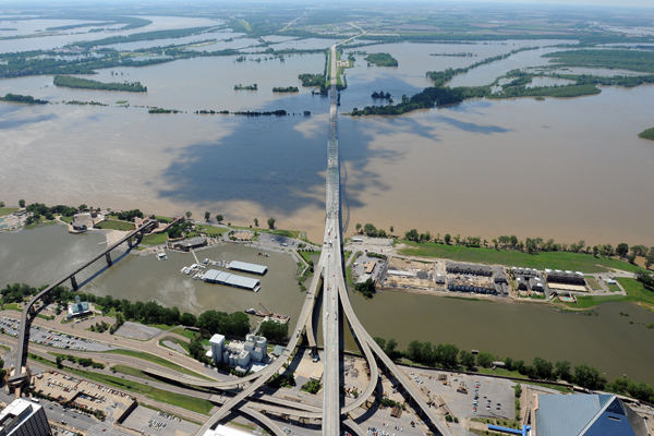 Mississippi Flooding is Part