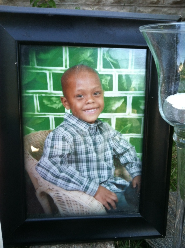 Nizzel Anthony George, 5, slain June 26, 2012.