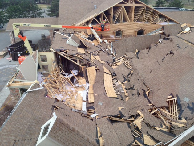 Collapsed Minnesota Waterpark Roof Was Never Inspected