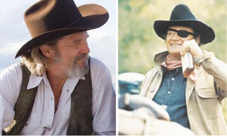 coens to deliver true grit for christmas startribunecom - The Hat I Got For Christmas Is Too Big