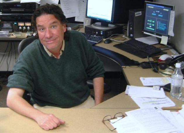 Dave Hamilton (photo courtesy Rick Burnett/twincitiesradioairchecks.com)