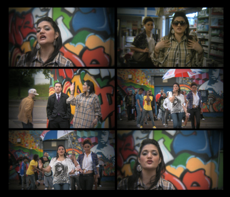 """Maria Isa release the video for """"Lowrider Mamis,"""" showcasing WestSide pride. (Photo courtesy of Twin Films/SotaRico)"""