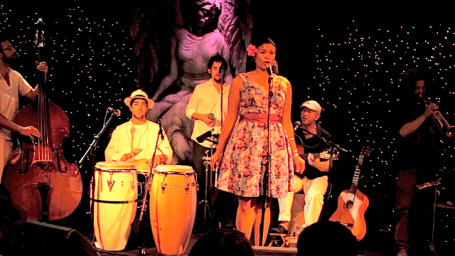 Malamanya performing at Hell's Kitchen. (Photo courtesy of Malamanya)