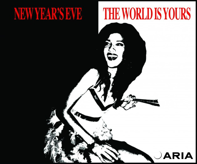 Aria presents 2013: The World Is Yours