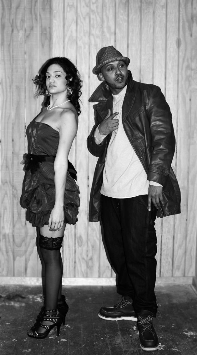 Hip-Hop Duo Villa Rosa's Maria Isa and Muja Messiah (SotaRico/Black Corners)