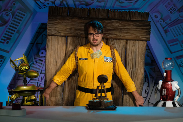 Mystery Science Theater 3000's Live Show Is Coming to Portland