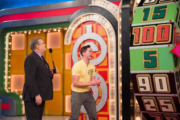 Showcase showdown both prizes for carnival games