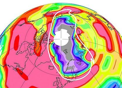 nasa and eu reports on massive arctic ozone loss Arctic ozone loss more sensitive to climate change than thought april 23, 2004 a cooperative study involving nasa scientists quantifies, for the first time, the relationship between arctic ozone loss and changes in the temperature of earth's stratosphere.