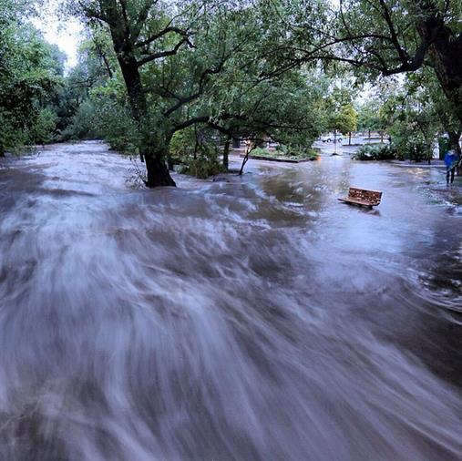 """Denver News Flooding: Nice To Be """"Average"""" (Biblical Flood For Denver/Boulder"""