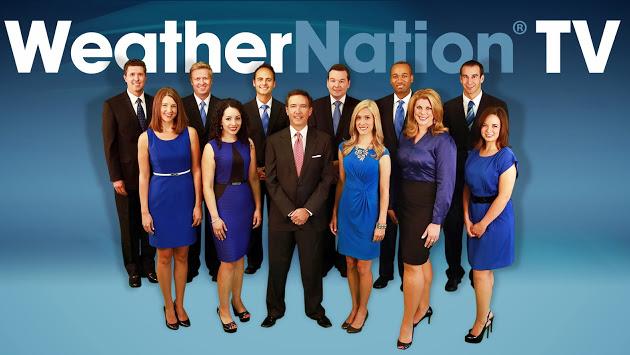 Weather Channel Cast : Weathernation headlines wntv for am wednesday major